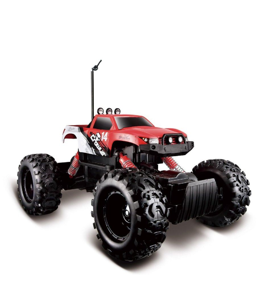 New Maisto Off Remote Control RC Rock Crawler 4x4 Monster Truck